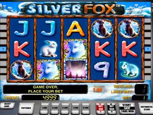 слот Silver Fox