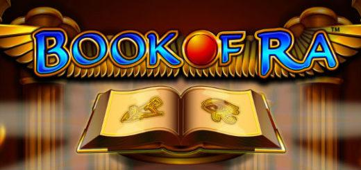 Как выиграть в Book of Ra?