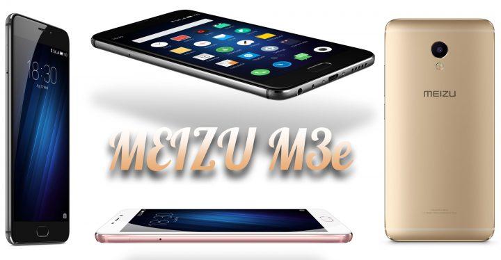 Cмартфон Meizu M3e