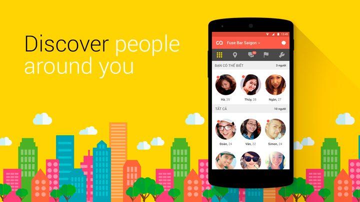 Discover People поможет наладить связи
