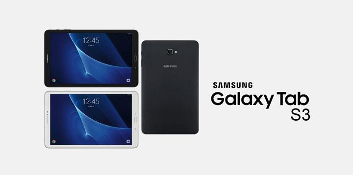Планшет Galaxy Tab S3