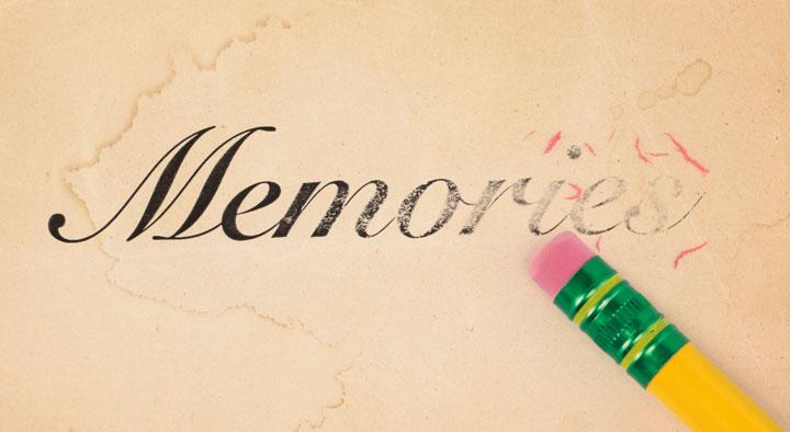 Стереть воспоминания возможно!