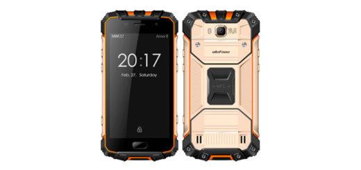 Ulefone Armor 2 защищенный смартфон