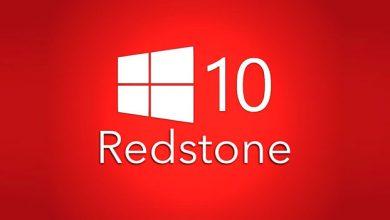 Windows 10 дизайн Redstone 3