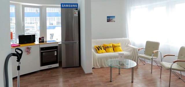 Apis Cor построила дом при помощи 3D-принтера