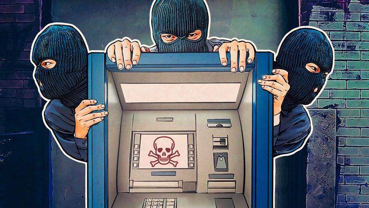 Банкоматы заражаются вирусом