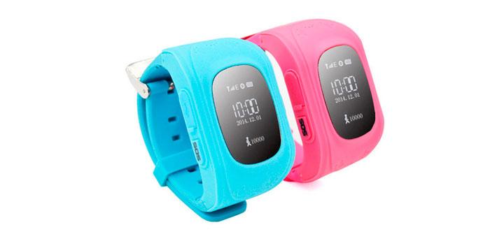 Часы Smart Baby Watch Gps-Q50