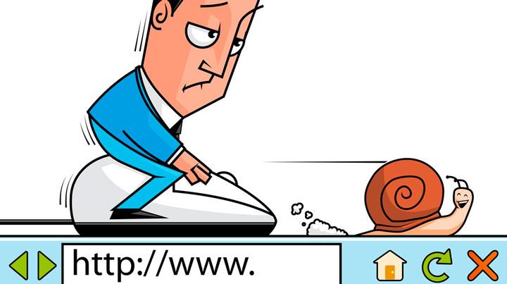 Доступ к сайтам, нарушающим закон, может быть замедлен