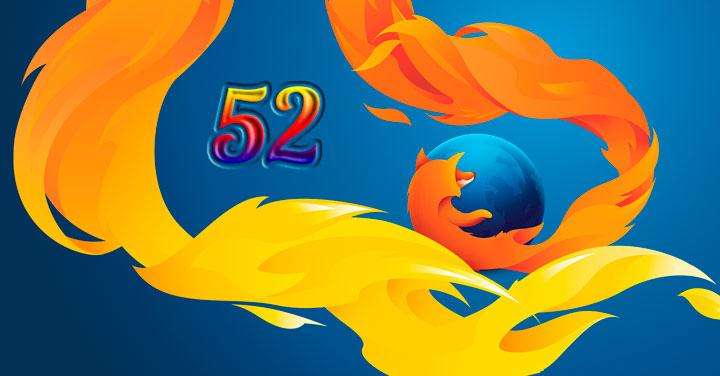 Firefox 52 невероятно быстрый браузер