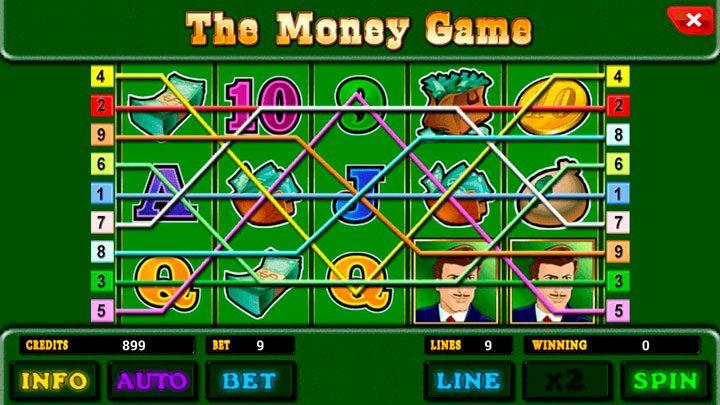 Играй в The Money Game
