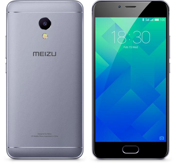 Технические характеристики Meizu M5s: