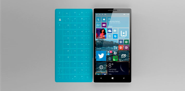 Microsoft смартфон Surface Phone