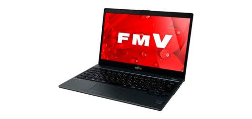 Самый легкий ноутбук Fujitsu LIFEBOOK U937