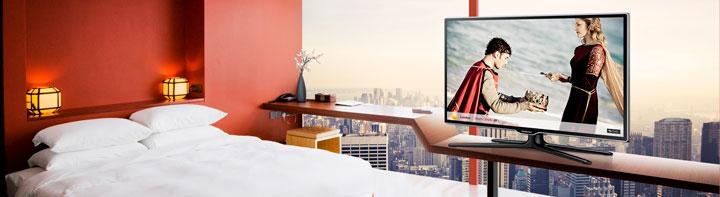 Отельные телевизоры от Samsung