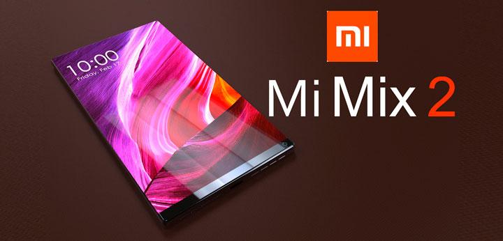 Подготовка Mi Mix 2 к релизу