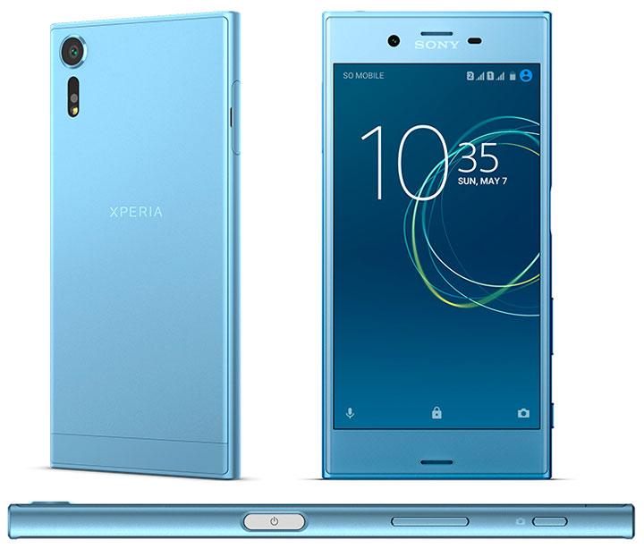 Смартфон Sony Xperia XZs в России