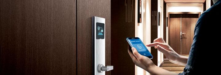 Технологии от Samsung для отелей
