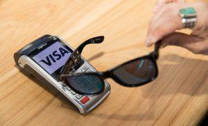 Visa представила NFC-очки