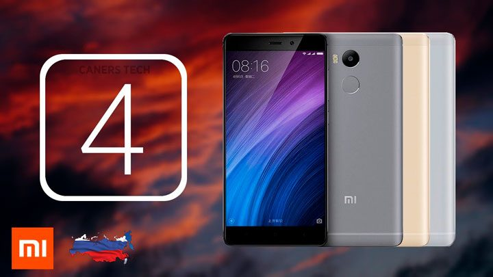 Xiaomi Redmi 4 Prime доступен официально!