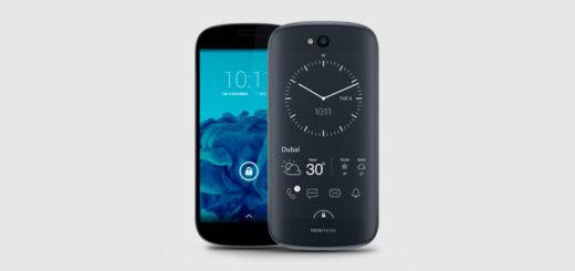 Конструктивные особенности смартфона YotaPhone 3