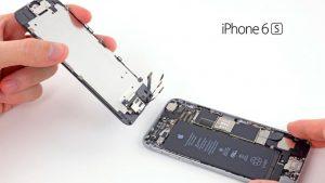Замена стекла iPhone 6s. Особенности услуги