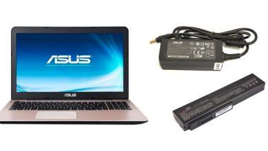 Аккумуляторы и блоки питания для ноутбуков Asus