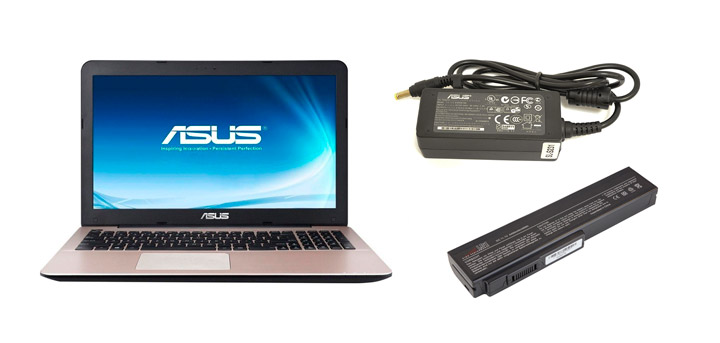 Где купить аккумулятор или блок питания для ноутбука Asus