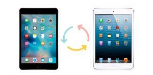 Apple решила менять iPad 4 на iPad Air 2