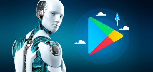 ESET Google Play приложения