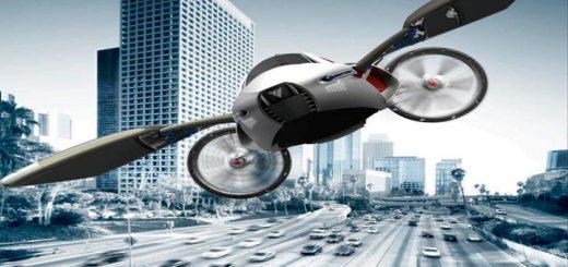 летающие такси от Uber