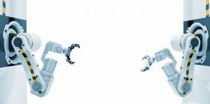 Системы управления роботами совершенствуются