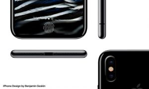 каким будет iPhone 8