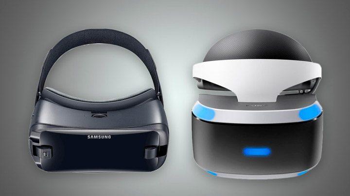 Сравнение Samsung Gear VR (2017) и Sony PlayStation VR