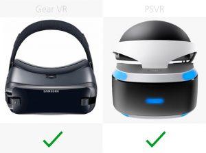Поддержка геймпадов Samsung Gear VR (2017) и Sony PlayStation VR