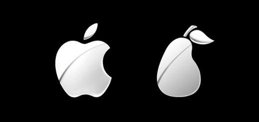 Apple монополизировала право на «фруктовые» логотипы?