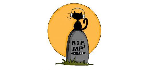 Аудиоформат mp3 официально признали «мертвым»