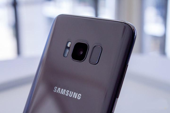 Дизайн Samsung Galaxy S8