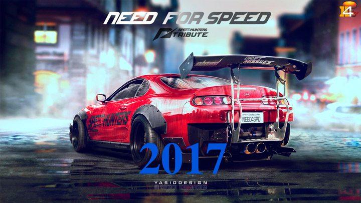 Игра Need for Speed 2017, скоро выйдет!