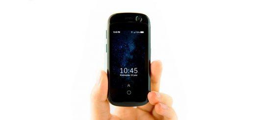Jelly – самый маленький смартфон с 4G