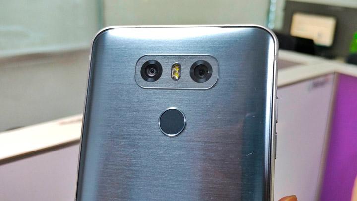 Камера, звук и автономность смартфона LG G6