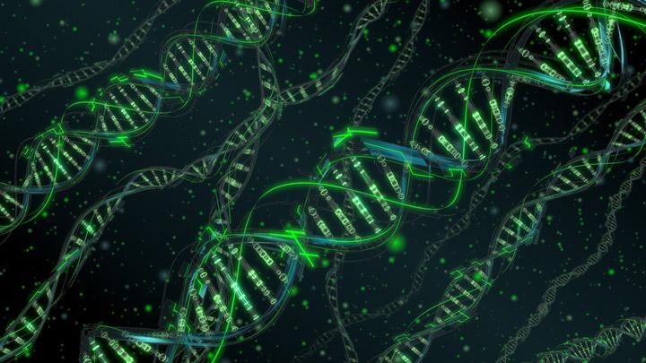 Microsoft хранить данные в ДНК