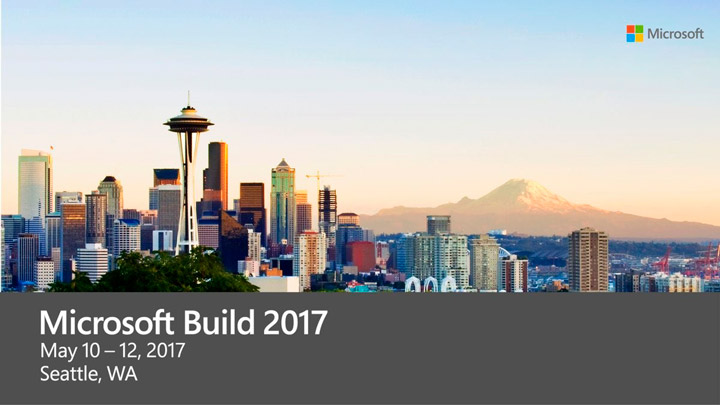 На конференции Build 2017 Майкрософт