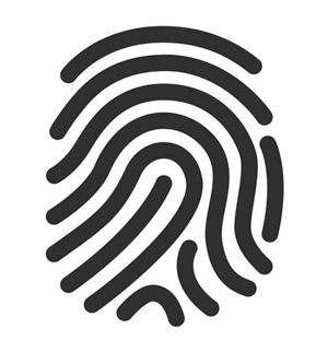 Сканер отпечатков пальцев Samsung Galaxy S8