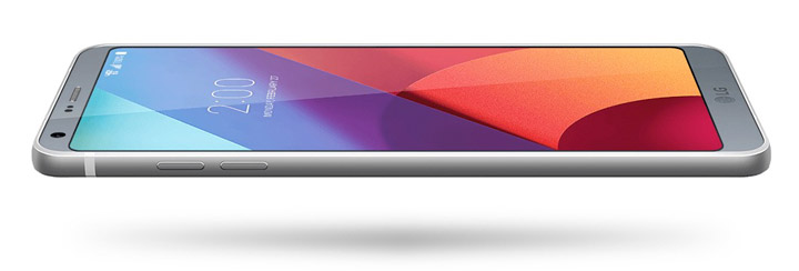 Смартфон LG G6: безрамочный дизайн и превосходная защита