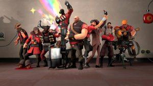 Сюжет и графика Team Fortress 2