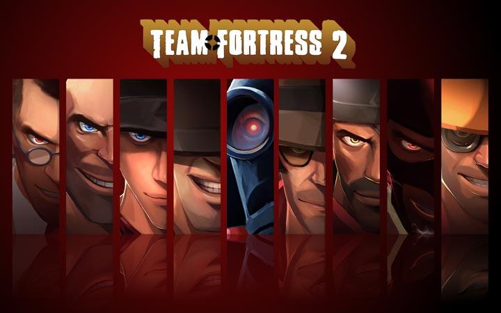 Team Fortress 2: шутер