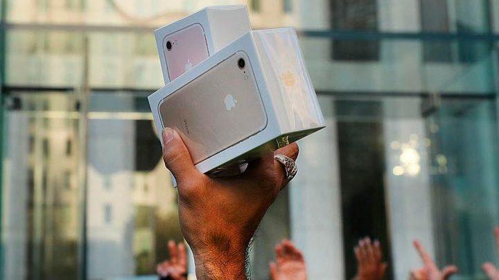 Устройства iPhone становятся менее популярными