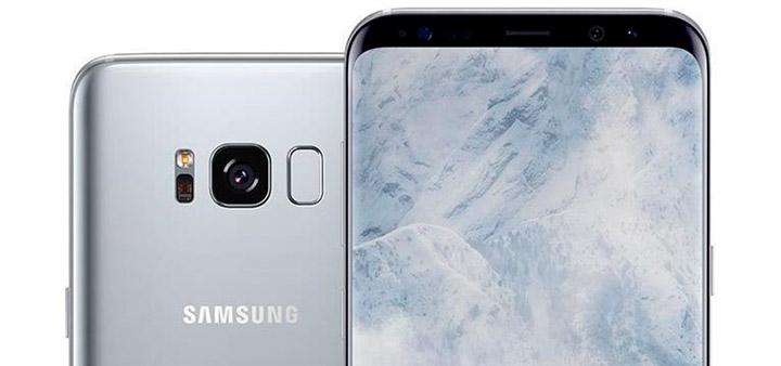 Внешний вид Samsung Galaxy S8