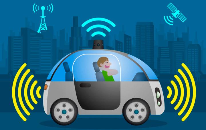 Bosch и TomTom создадут навигатор для беспилотных автомобилей