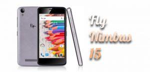 Fly Nimbus 15 – компактный бюджетный смартфон